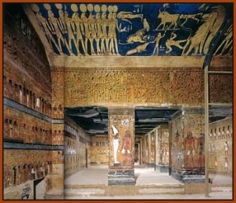 434-Seti I tomb